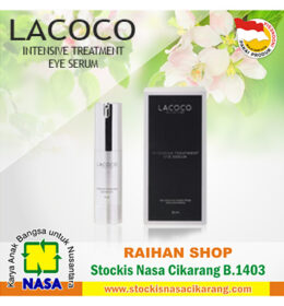 lacoco intensive treatment eye serum