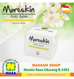 moreskin anti acne nasa