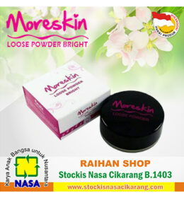 moreskin loose powder bright nasa