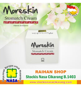 moreskin stomatch cream nasa