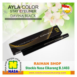 ayla color stay eyeliner daavina