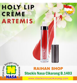 looke holy lip creme artemis