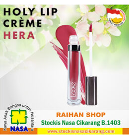 looke holy lip creme hera