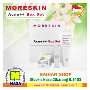 moreskin acne series