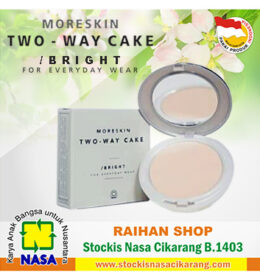 moreskin two way cake bright