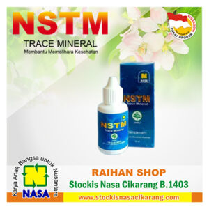 nstm trace mineral nasa
