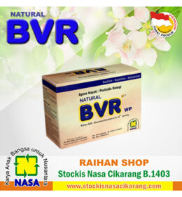 natural bvr nasa