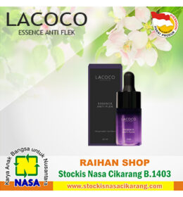 lacoco darkspot essence anti flek
